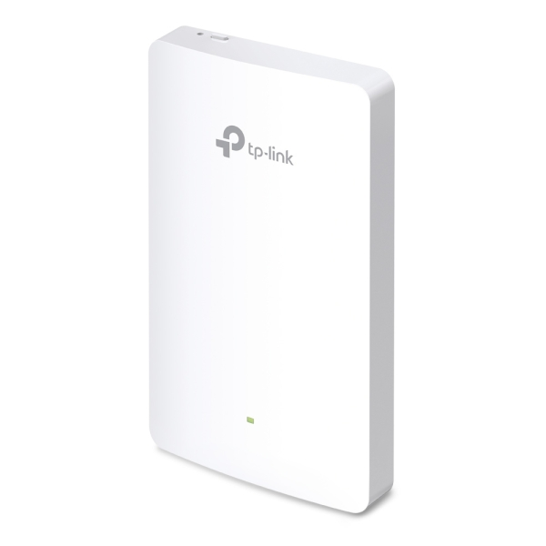 TP-LINK EAP225-WALL ACCESS POINT 867MBPS AC1200 WALL PLATE DUAL BAND WIFI 4P ETHERNET