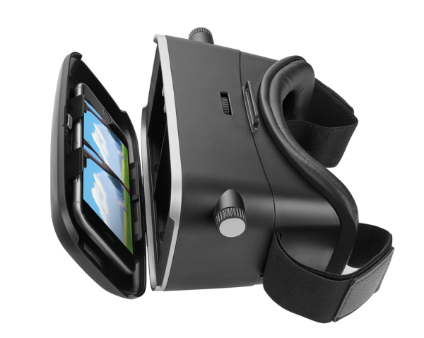 Exos 3D Virtual Reality Glasses per Smartphone